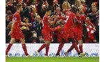 Liverpool 2 - 0 Burnley (Ngoại Hạng Anh 2014-2015, vòng 28)