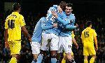 Manchester City 2 - 0 Leicester City (Ngoại Hạng Anh 2014-2015, vòng 28)