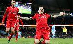 Manchester City 1 - 4 Liverpool (Ngoại Hạng Anh 2015-2016, vòng 13)