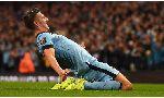 Manchester City 3 - 1 Liverpool (Ngoại Hạng Anh 2014-2015, vòng 2)