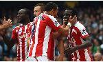 Manchester City 0 - 1 Stoke City (Ngoại Hạng Anh 2014-2015, vòng 3)