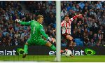 Manchester City 2-2 Sunderland (English Premier League 2013-2014, round 26)