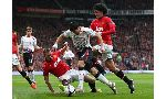 Manchester United 0-3 Liverpool (English Premier League 2013-2014, round 30)