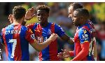 Norwich City 1-3 Crystal Palace (English Premier League 2015-2016, round 1)