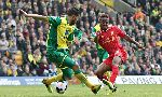 Norwich City 2-3 Liverpool (English Premier League 2013-2014, round 35)