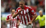 Stoke City 2 - 1 Swansea City (Ngoại Hạng Anh 2014-2015, vòng 8)