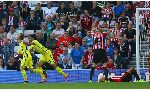 Sunderland 2-2 Tottenham Hotspur (English Premier League 2014-2015, round 4)