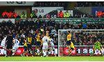 Swansea City 2 - 1 Arsenal (Ngoại Hạng Anh 2014-2015, vòng 11)