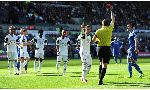 Swansea City 0-1 Chelsea (English Premier League 2013-2014, round 34)