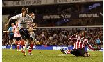 Tottenham Hotspur 2-1 Sunderland (English Premier League 2014-2015, round 22)