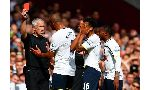 West Ham United 0-1 Tottenham Hotspur (English Premier League 2014-2015, round 1)