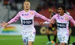 Evian Thonon Gaillard 3 - 0 Metz (Pháp 2014-2015, vòng 9)