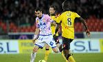 Evian Thonon Gaillard 1-1 Sochaux (French Ligue 1 2013-2014, round 1)