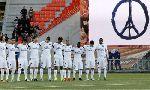 Lorient 1 - 2 Paris Saint Germain (Pháp 2015-2016, vòng 14)
