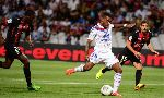 Lyonnais 4-0 Nice (French Ligue 1 2013-2014, round 1)