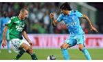 Marseille 2 - 1 Saint-Etienne (Pháp 2014-2015, vòng 8)