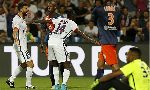 Montpellier 0 - 1 Paris Saint Germain (Pháp 2015-2016, vòng 3)