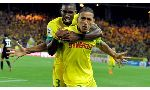 Nantes 1-0 Lens (French Ligue 1 2014-2015, round 1)
