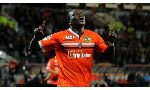 Nice 1-2 Lorient (French Ligue 1 2013-2014, round 33)