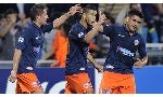 Nice 1 - 1 Montpellier (Pháp 2014-2015, vòng 9)