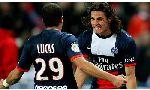 Paris Saint Germain 2 - 0 Marseille (Pháp 2014-2015, vòng 13)