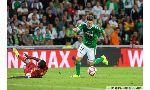 Saint-Etienne 1 - 1 Bordeaux (Pháp 2014-2015, vòng 7)
