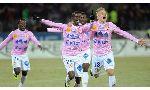 Saint-Etienne 3 - 0 Evian Thonon Gaillard (Pháp 2014-2015, vòng 19)