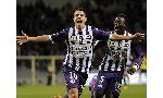 Saint-Etienne 0 - 1 Toulouse (Pháp 2014-2015, vòng 9)