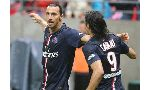 Stade Reims 2-2 Paris Saint Germain (French Ligue 1 2014-2015, round  1)