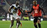 Toulouse 1 - 1 Guingamp (Pháp 2014-2015, vòng 19)