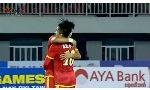 Lào(U23) 0-5 Việt Nam(U23) (SEA Games 2013)