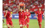 Viet Nam U23 5 - 0 Indonesia U23 (SEA Games 2015, vòng )
