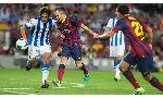 Barcelona 2 - 0 Real Sociedad (Tây Ban Nha 2014-2015, vòng 36)