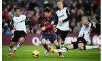 Barcelona 2 - 0 Valencia (Tây Ban Nha 2014-2015, vòng 32)
