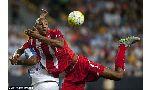 Malaga 0-0 Sevilla (Spanish La Liga 2015-2016, round 1)