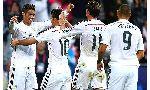 Real Madrid 2-0 Cordoba C.F. (Spanish La Liga 2014-2015, round 1)