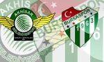 Bursaspor 0 - 0 Akhisar Bld.Geng (Thổ Nhĩ Kỳ 2013-2014, vòng 6)
