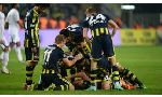 Fenerbahce 2-1 Kasimpasa (Turkey Super Lig 2013-2014, round 21)