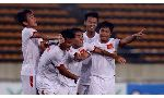 Myanmar U19 0 - 2 Việt Nam U19 (U19 Đông Nam Á 2015, vòng bảng)